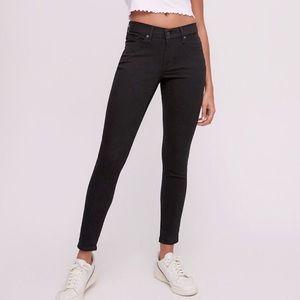 NWOT Levi's Curvy Skinny Black Pant